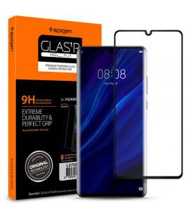 """Apsauginis grūdintas stiklas Huawei P30 Pro telefonui """"Spigen Glas.TR Slim"""""""