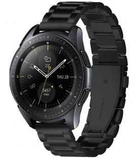 "Juoda apyrankė Samsung Galaxy Watch 42mm laikrodžiui ""Spigen Modern Fit Band"""