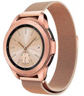 """Auksinės spalvos apyrankė Samsung Galaxy Watch 42mm laikrodžiui """"Tech-Protect Milaneseband"""""""