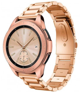 """Auksinės spalvos apyrankė Samsung Galaxy Watch 42mm laikrodžiui """"Tech-Protect Stainless"""""""