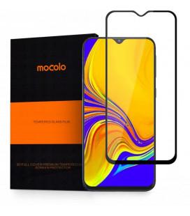 """Juodas apsauginis grūdintas stiklas Samsung Galaxy A50/A30S telefonui """"Mocolo TG Full Glue"""""""