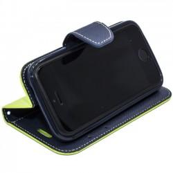"""Mėlynas dėklas Samsung Galaxy S6 telefonui """"Motomo"""""""