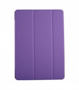 Dėklas Smart Leather Samsung T720/T725 Tab S5e violetinis