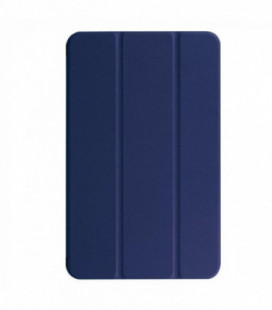 Dėklas Smart Leather Samsung T510/T515 Tab A 10.1 2019 tamsiai mėlynas