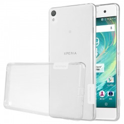 "Skaidrus silikoninis dėklas Sony Xperia XA Telefonui ""Nillkin Nature"""