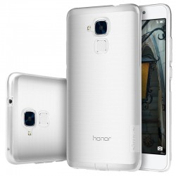 """Skaidrus silikoninis dėklas Huawei Honor 7 Lite Telefonui """"Nillkin Nature"""""""