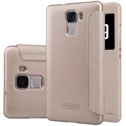 """Mėlynas silikoninis dėklas Samsung Galaxy S7 telefonui """"Fitty"""""""