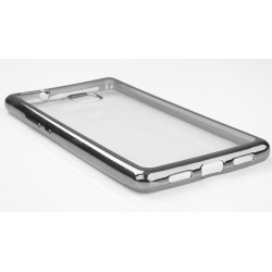 "Baltas dėklas Mercury Goospery ""Jelly Case"" Sony Xperia Z5 Compact telefonui"