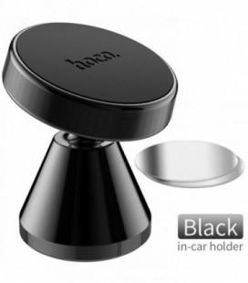 Automobilinis Universalus telefono laikiklis Hoco CA46, tvirtinamas ant prietaisų skydelio, magnetinis, juodas