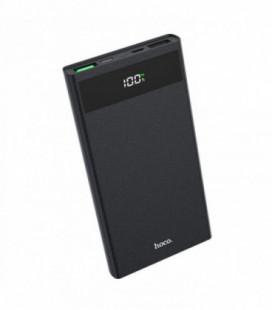 Išorinė baterija Power Bank Hoco J49 Type-C PD+Quick Charge 3.0 (3A) su LCD ekranu 10000mAh juoda