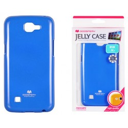 "Auksinis Mercury Goospery ""Jelly Case"" dėklas Apple iPhone 5/5s telefonui"