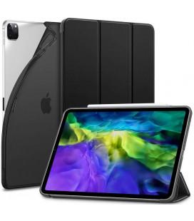 """Juodas atverčiamas dėklas Apple iPad Pro 12.9 2018/2020 planšetei """"ESR Rebound Slim"""""""
