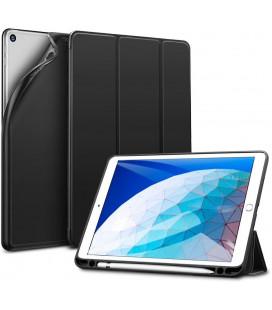 """Juodas atverčiamas dėklas Apple iPad Air 3 2019 planšetei """"ESR Rebound Pencil"""""""