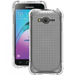 """Skaidrus silikoninis dėklas Samsung Galaxy J3 2016 J320 atelefonui """"Ballistic"""""""