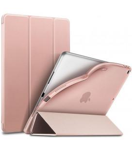 """Rausvai auksinės spalvos atverčiamas dėklas Apple iPad Mini 5 2019 planšetei """"ESR Rebound"""""""