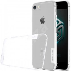 "Skaidrus silikoninis dėklas Apple iPhone 7 Telefonui ""Nillkin Nature"""