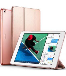 """Rausvai auksinės spalvos atverčiamas dėklas Apple iPad 9.7 2017/2018 planšetei """"ESR Yippee"""""""