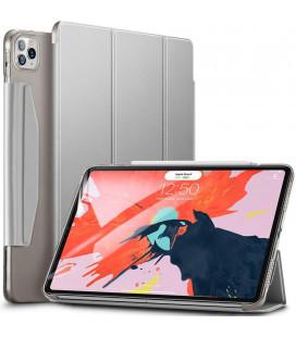 """Sidabrinės spalvos atverčiamas dėklas Apple iPad Pro 12.9 2018/2020 planšetei """"ESR Yippee"""""""