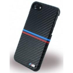 """Juodas Carbon dėklas Apple iPhone 7 telefonui """"BMW"""" BMHCP7MSSCA"""