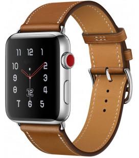 """Ruda apyrankė Apple Watch 1/2/3/4/5 (42/44mm) laikrodžiui """"Tech-Protect Herms"""""""