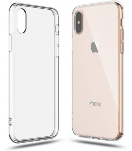 "Skaidrus dėklas Apple iPhone X/XS telefonui ""Tech-Protect Flexair"""