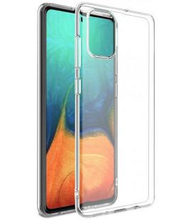 """Skaidrus silikoninis dėklas Samsung Galaxy A51 telefonui """"Mercury Goospery Pearl Jelly Case"""""""