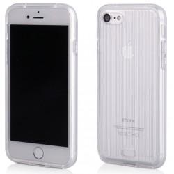 """Skaidrus silikoninis dėklas Apple iPhone 7 telefonui """"Shockproof"""""""