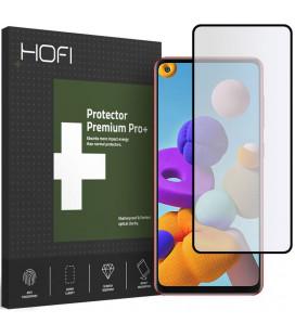 "Hibridinė ekrano apsauga Samsung Galaxy A21S telefonui ""Hofi Ultraflex Glass"""