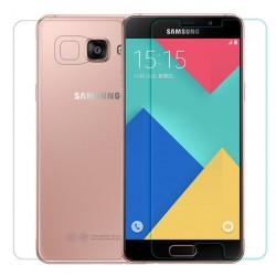 Apsauginiai grūdinti stiklai Samsung Galaxy A5 2016 A510 telefonui (Priekiui ir galui) 2vnt