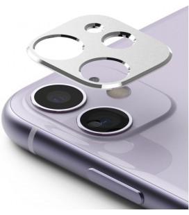 """Sidabrinės spalvos kameros apsauga Apple iPhone 11 telefonui """"Ringke Camera Styling"""""""