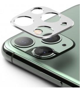 """Sidabrinės spalvos kameros apsauga Apple iPhone 11 Pro telefonui """"Ringke Camera Styling"""""""