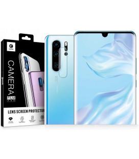 """Apsauginis grūdintas stiklas Huawei P30 Pro telefono kamerai apsaugoti """"Mocolo TG+"""""""