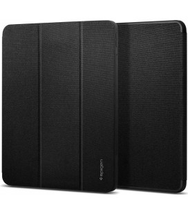 "Juodas atverčiamas dėklas Apple iPad Pro 11 2018/2020 plašetei ""Spigen Urban Fit"""
