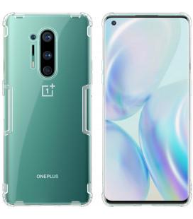 """Skaidrus silikoninis dėklas Oneplus 8 Pro telefonui """"Nillkin Nature"""""""