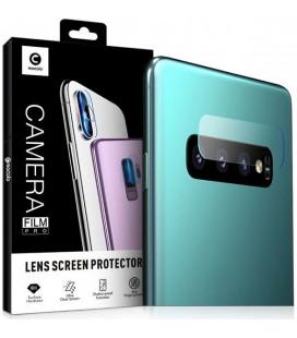 """Apsauginis grūdintas stiklas Samsung Galaxy S10 Plus telefono kamerai apsaugoti """"Mocolo TG+"""""""