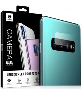 """Apsauginis grūdintas stiklas Samsung Galaxy S10 telefono kamerai apsaugoti """"Mocolo TG+"""""""