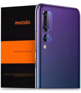 """Apsauginis grūdintas stiklas Huawei P20/P20 Pro telefono kamerai apsaugoti """"Mocolo TG+"""""""