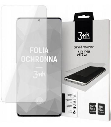 """Apsauginė ekrano plėvelė Samsung Galaxy S20 Plus telefonui """"3MK Curved Arc"""""""