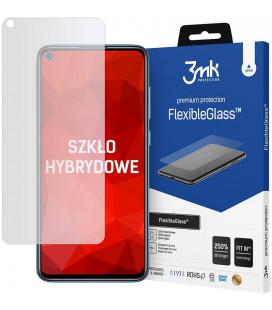 "Ekrano apsauga Xiaomi Redmi Note 9 telefonui ""3MK Flexible Glass"""