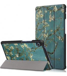 """Atverčiamas dėklas (Sakura) Huawei MatePad T8 8.0 planšetei """"Tech-Protect Smartcase"""""""
