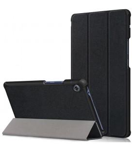 """Juodas atverčiamas dėklas Huawei MatePad T8 8.0 planšetei """"Tech-Protect Smartcase"""""""
