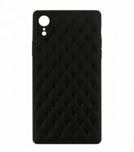 Dėklas Devia Charming Apple iPhone X/XS juodas