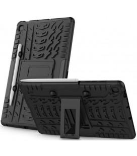 """Juodas dėklas Samsung Galaxy Tab S6 Lite 10.4 P610/P615 planšetei """"Tech-Protect Armorlok"""""""