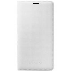 """Originalus baltas atverčiamas dėklas """"Flip Wallet"""" Samsung Galaxy S5 G900F telefonui ef-wg900bhe"""