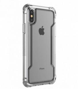 Dėklas Devia Shark 4 Apple iPhone X/XS aukso spalvos