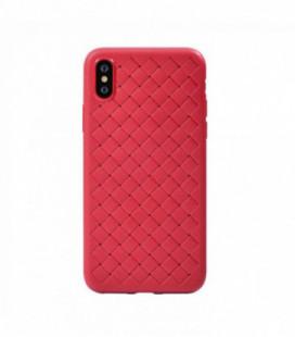 Dėklas Devia Yison Apple iPhone X/XS raudonas