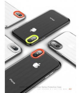 Dėklas Devia Yonger Apple iPhone X/XS geltonas