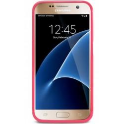 """Originalus juodas atverčiamas dėklas """"Clear View Cover"""" Samsung Galaxy S6 Edge telefonui ef-zg925bbe"""