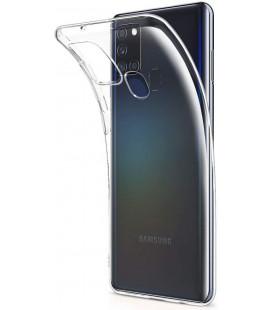 """Skaidrus dėklas Samsung Galaxy A21S telefonui """"Tech-Protect Flexair"""""""