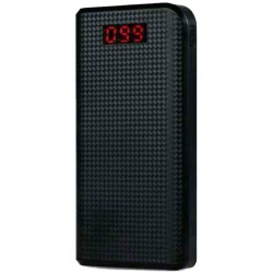 """Juoda išorinė baterija 30000mAh PowerBank """"Remax Proda"""""""